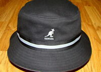 Black Kangol Stripe Lahinch Bucket Hat Style K4012sp