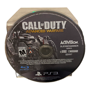 Call Of Duty Advanced Warfare Disc Only Playstation 3 Game