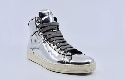 Silver Sneakers Tennis Shoes Size