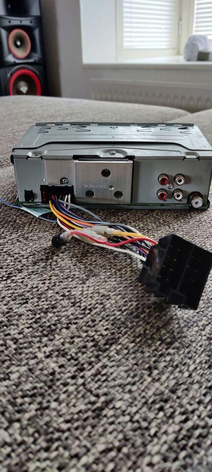 Anden radio, JVC, Kd-x330bt