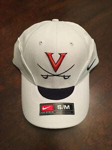 NWT University of Virginia UVA Cavaliers Football Nike Legacy Small Medium Hat