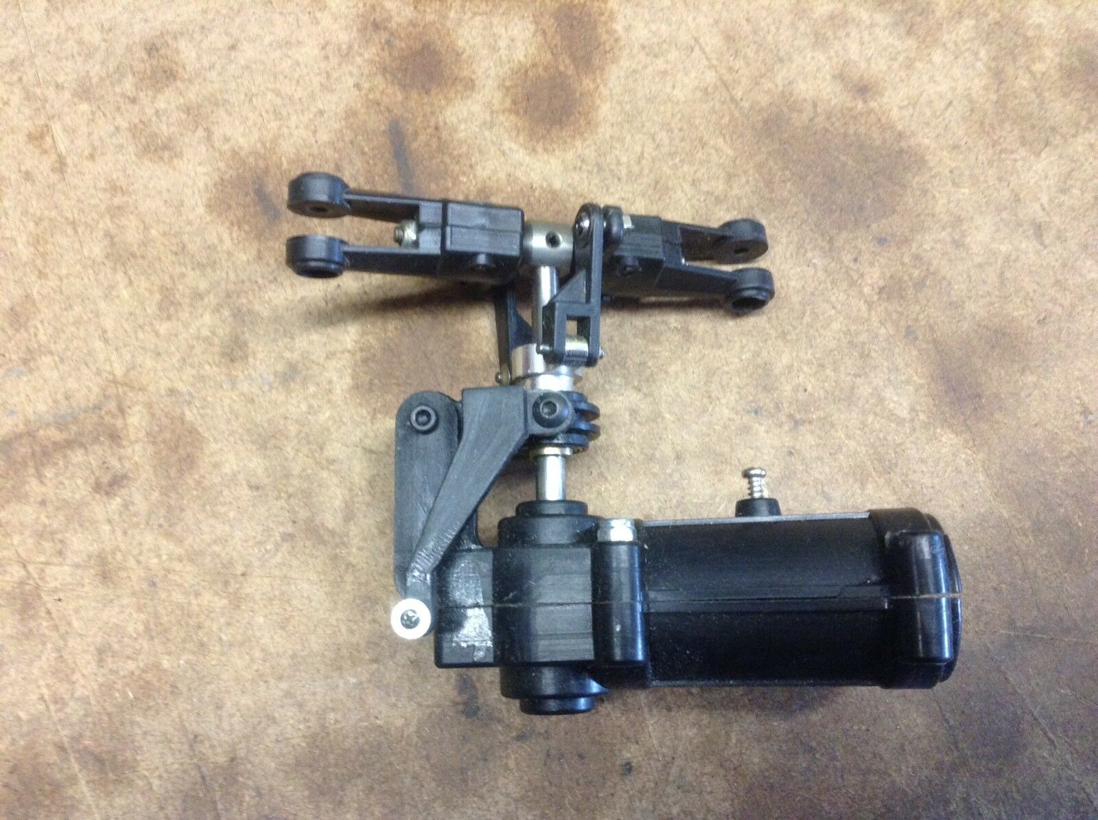 Compass Knight 3D 50 Tail Gearbox Assembly