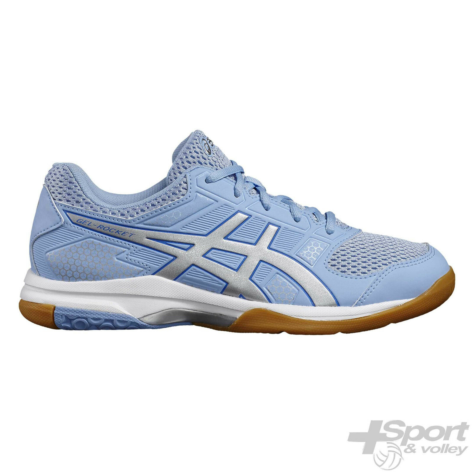 8 Donna Asics B756y Scarpa Low Rocket 3993 Gel Volley BWcc0R
