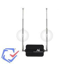 Maclean MCTV Antenna 986 universale per auto e casa, HDTV DVB-T DVB-T2