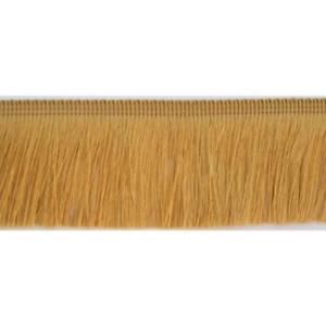 6 cm Oro CHAINETTE Flecos Recorte Costura Manualidades Ribete Cortinas amortiguación