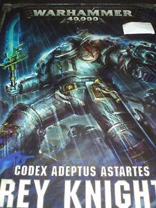 Warhammer 40k Grey Knights Codex NIB