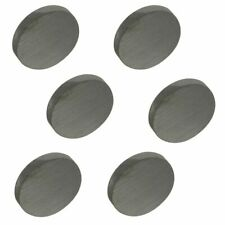 National Hardware N302 273 Round Ceramic Disc Magnets 1 By 532 6 Pack