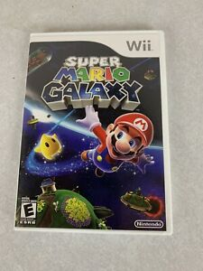 Nintendo-Super-Mario-Galaxy-Wii-Game-with-manual