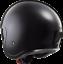 Ls2-Of599-Spitfire-Abierto-Perfil-bajo-Casco-de-Motocicleta-Desplegable-Visera