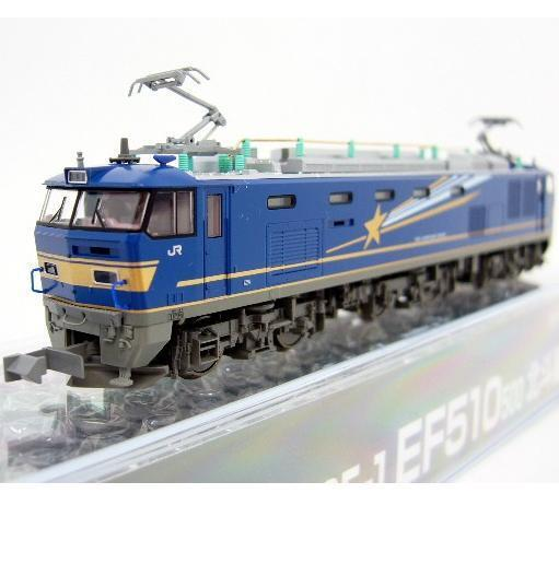 Kato 3065-1 Electric Locomotive EF510-500 North Star - N