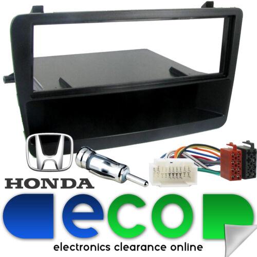 Honda Civic EP1 EP2 2000-05 Black Car Stereo Fascia Panel /& Fitting Kit CT24HD01