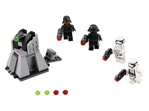 First Order Battle Pack /_ NIB/_no box/_In only contents LEGO Star Wars 75132