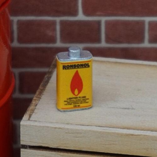 Casa de muñecas en miniatura 1//12th escala más ligero de combustible