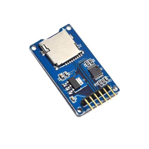 10pcs Micro SD Storage Board Mciro SD TF Card Memory Shield Module SPI NEW S3