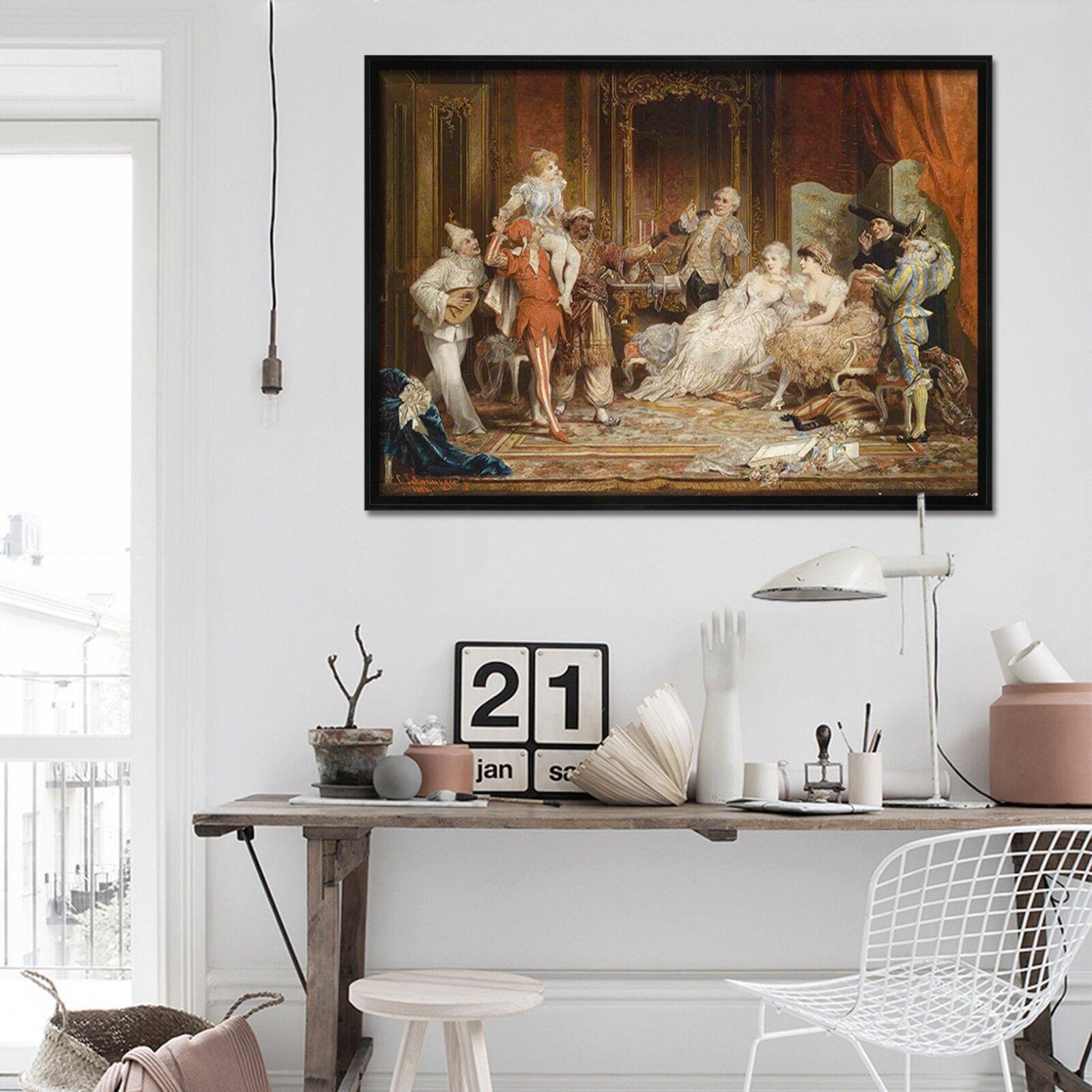 3D Pattern 64 Fake Framed Poster Home Decor Drucken Painting Unique Kunst Summer