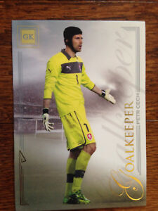 Spain RAUL Mint 2014 Futera Unique Greats Football Soccer Card