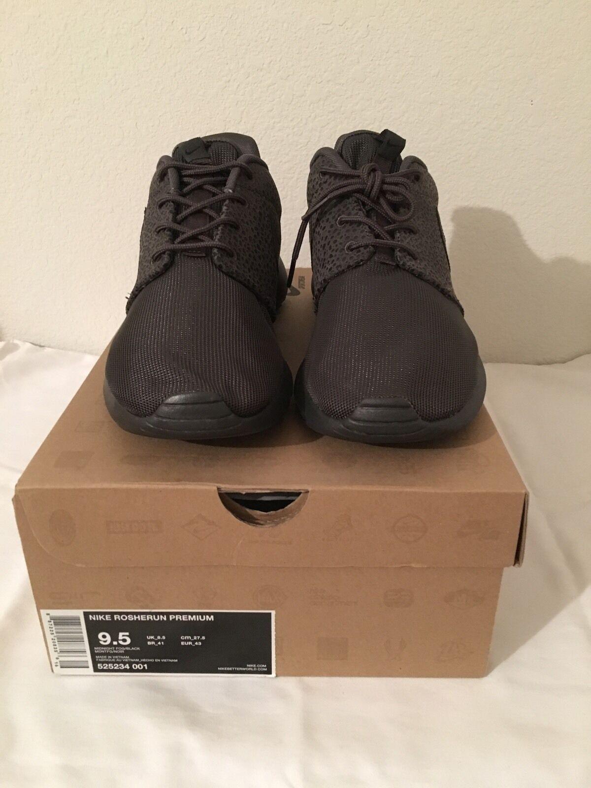 Men's Rosherun Rosherun Rosherun Premium Size 9.5 525234 001 420eae