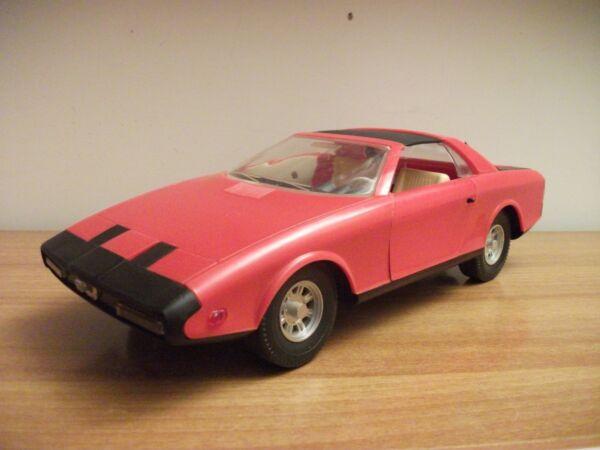 Alfa Romeo Alfetta Spider Prototipo Pininfarina1972 Plasticascala1/12 (anni 70)
