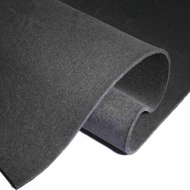 2 Sheets Thick Graphite Carbon Felts Furnace Insulation Panel 8x12/'/' 5mm Tool