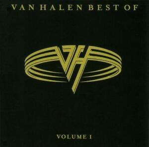 VAN-HALEN-BEST-OF-VOLUME-1-CD-DAVID-LEE-ROTH-80-039-s-GREATEST-HITS-ONE-NEW