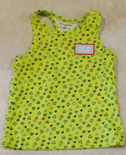 Girls Toddler Neon Top