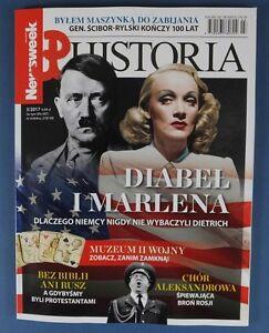 MARLENE-DIETRICH-amp-Adolf-Hitler-mag-FRONT-cover-Poland-Le-Corbusier