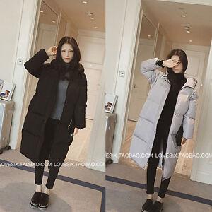 Women-Slim-Winter-Warm-Lapel-Long-Coat-Trench-Parka-padded-cotton-Jacket-Outwear