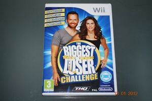 The-Biggest-Loser-Challenge-Nintendo-Wii-UK-PAL-FREE-UK-POSTAGE