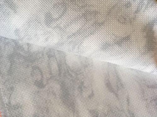 Vintage Marmo 18 Conte Zweigart Aida Punto Croce Tessuto Varie Misura Opzioni