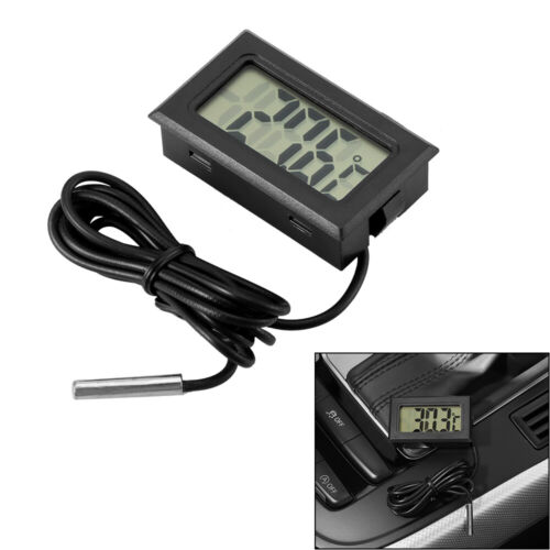 Thermometer Digital 50~+110°C Temperatur Anzeige Messer Termometer Aquarium