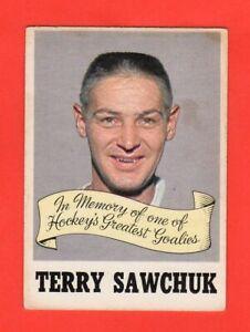 1970-71-OPC-O-PEE-CHEE-231-Terry-Sawchuk-Memorial