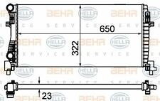 8MK 376 901-404 HELLA Radiator  engine cooling