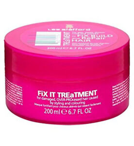 Lee-Stafford-FIX-IT-TREATMENT-200ml-Rescue-Damaged-Overprocessed-or-BreakingHair