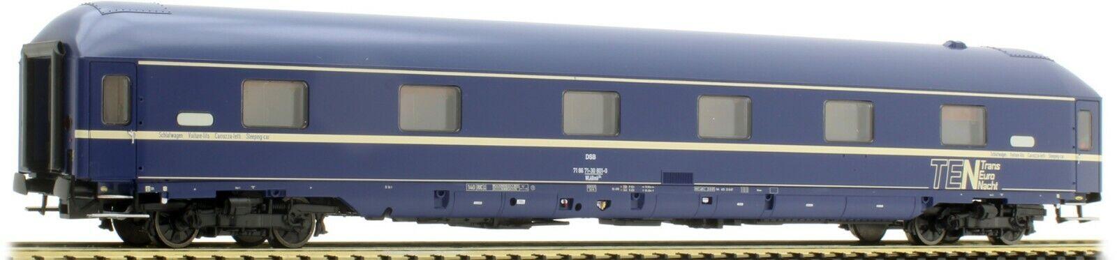 ACME 52383 autoROZZA LETTI DSB WLABmh174 WLABmh174 WLABmh174 livrea blu fascia bianca, 4 porte 661f32
