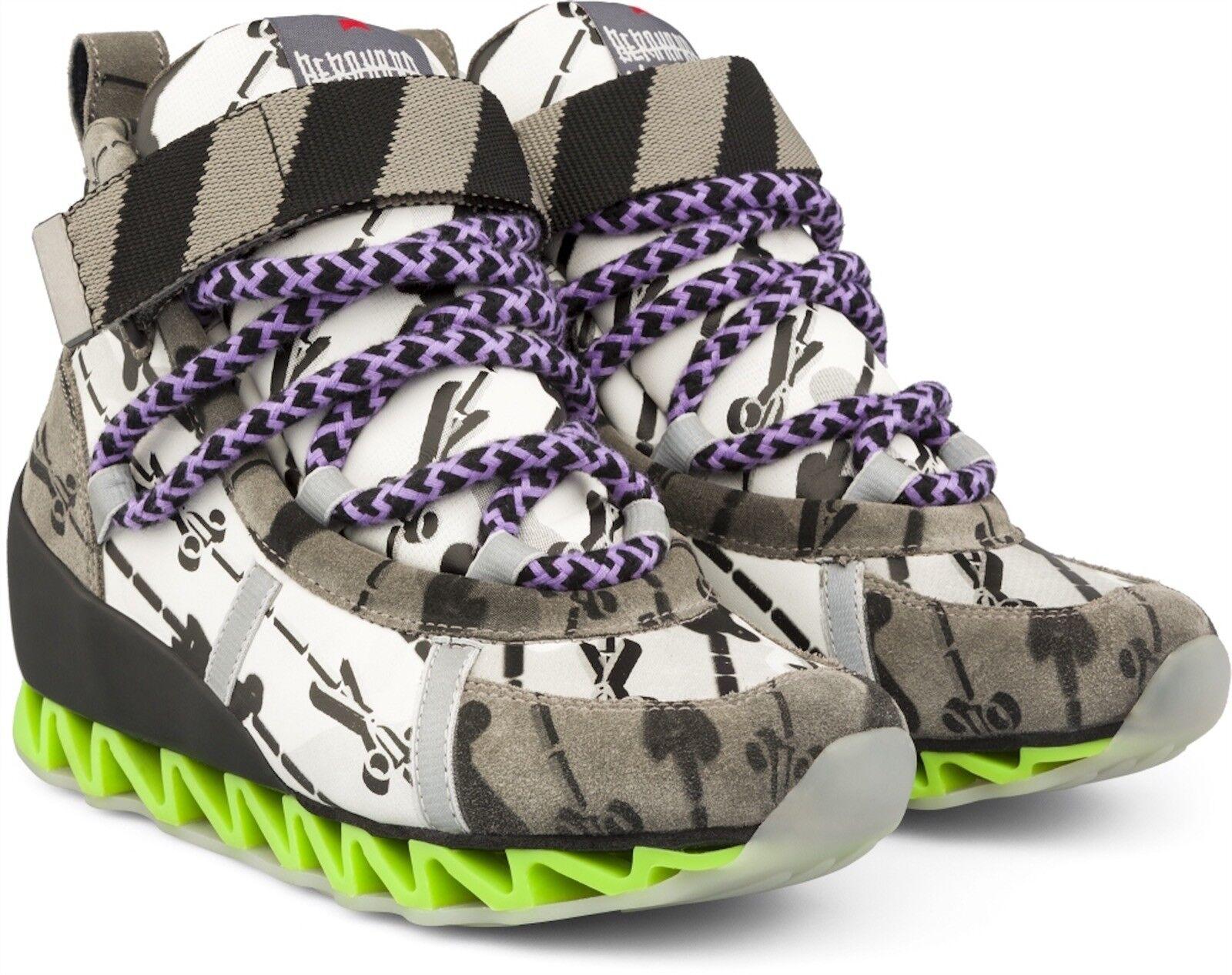 320 Bernhard Willhelm X Camper US 7 EU 37 Together Himalayan Sneakers 46489-015