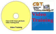 Cisco CCIE Voice Lab Exam Video Training DVD