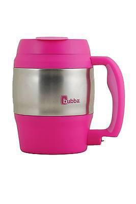 bubba brands 52 oz keg mug classic pink