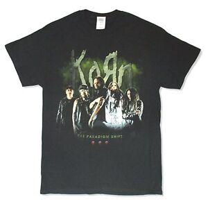 Korn-Tps-Tour-2014-Black-Band-T-Shirt-New-Official-Band-Merch
