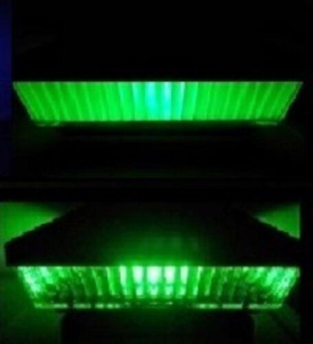 Solar Post Cap Deck Fence Color LED Lights 5x5 or 6x6 Black Colored 4 Pack