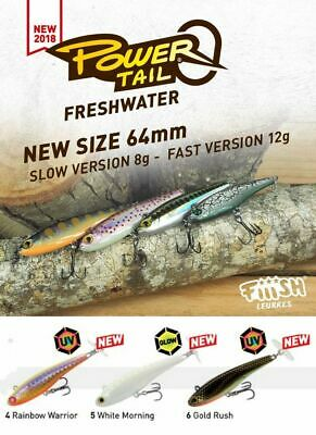Jackson Dead Fload 80F Angeln Japan Wobbler Köder,Forelle,Barsch,Raubfische