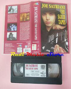 VHS-JOE-SATRIANI-The-satch-tapes-1992-SMV-200489-2-cd-lp-dvd-mc-VM5