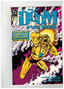 DOOM-PATROL-19-1st-Printing-Crazy-Jane-1989-DC-Comics