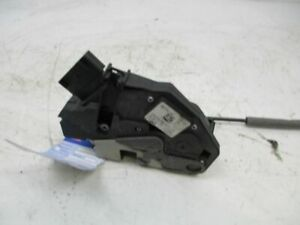 Door Lock Front Right Rhd - Hand Drive Ford Focus III 2.0 St BM5A-A21812-CE