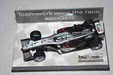 Minichamps F1 1/43 McLaren Mercedes MP4/17 Kimi Raikkonen-Edición Schuco