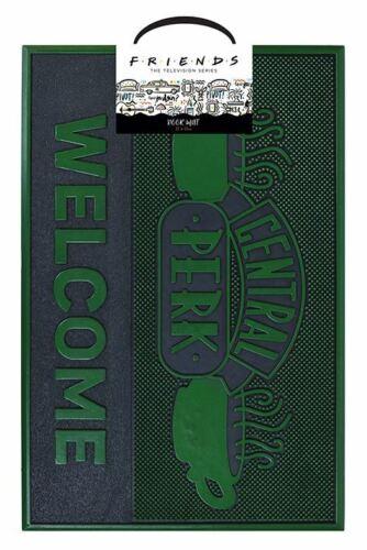 Central Perk porte en caoutchouc mat 40 cm x 60 cm Friends