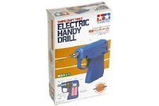 Tamiya 74041 Electric Handy Drill Craft Tools Plastic Wood Model Assembly Kit