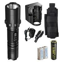 Nitecore R25 Rechargeable 800 Lumen Led Flashlight W/battery & Tactical Holster