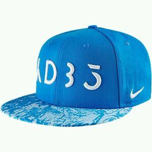 Image is loading Nike-Rain-True-KD-Kevin-Durant-Snapback-Adjustable-