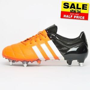 Adidas-X-15-1-SG-pour-Homme-Premium-Pro-Cuir-Football-Soccer-boots