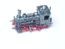 Hand built Railex Z-scale type D VI cl 98.75 Bavarian RR Solid Sterling Silver